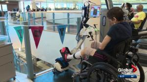 A look at how FES can help people with spinal cord or brain injuries